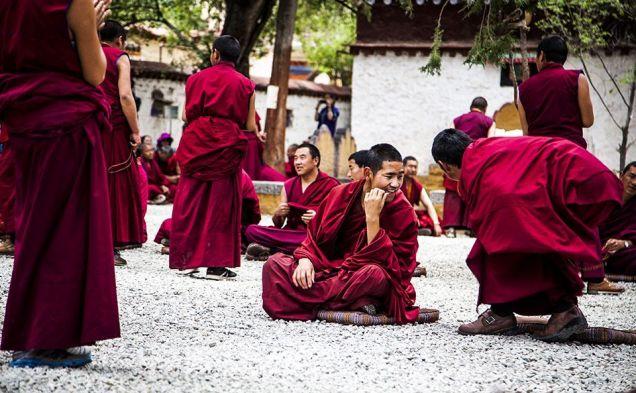 Matkalla Pekingissä, Xiningissä ja Tiibetissä