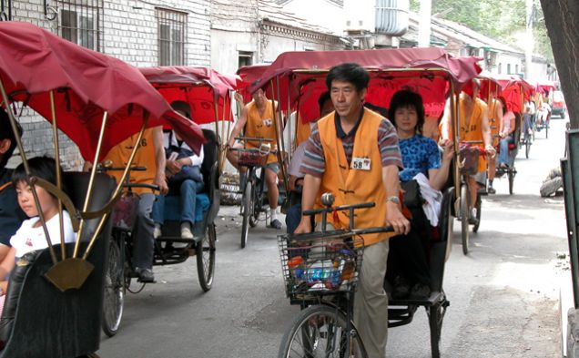 Matkalla-kirjoituskilpailun satoa: Hutong-kujalla