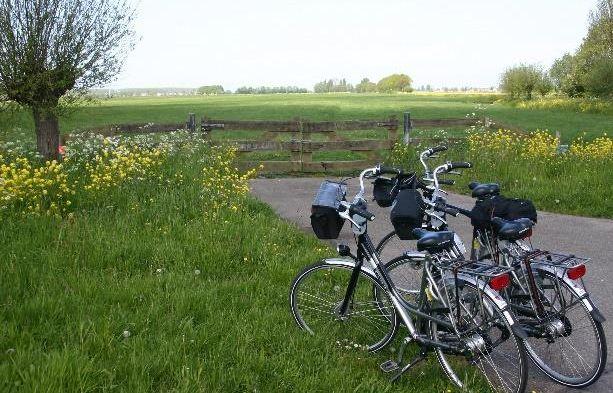 Hollannin pyöräilymatka 12. – 17.5.2015